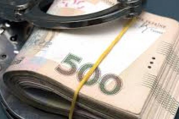За хабар податківцю загрожує до 10 років ув'язнення, - прокуратура Рівненської області