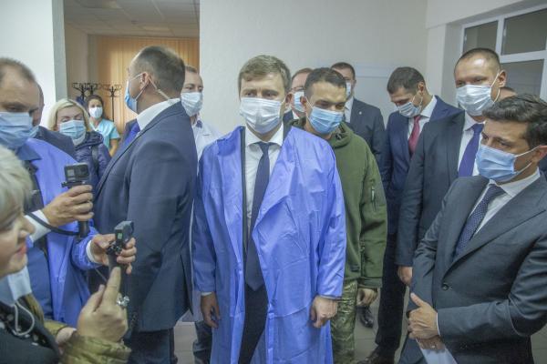 Рівненський госпіталь для реабілітації бійців стане ще більш потужним