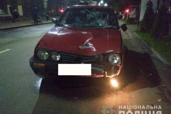 На Рівненщині п'яний водій в'їхав у натовп чоловіків: один загинув (Фото, Відео)
