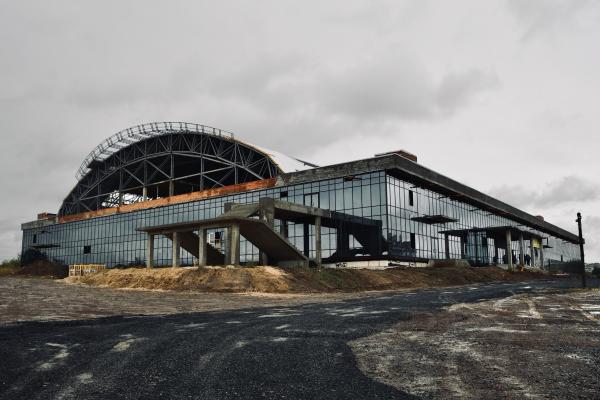 50-метровий басейн поряд зі спорткомплексом планують збудувати у Рівному