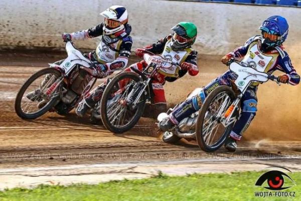 Рівнянин Марко Левішин посів 2-ге місце у міжнародному турнірі зі спідвею «Zlata Stuha miasta Pardubice»