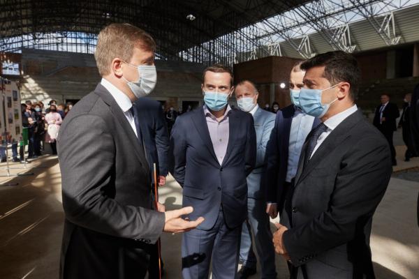 Робоча поїздка Президента України на Рівненщину. Підсумки