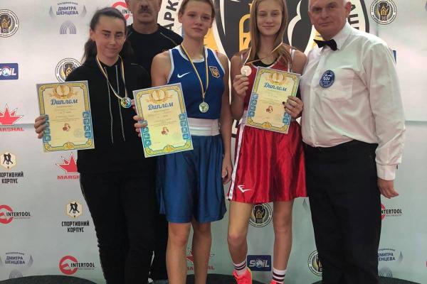 Рівнянка виборола срібну медаль на Чемпіонаті України з боксу