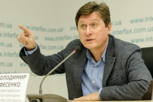Відомий політолог Фесенко: Віктор Шакирзян має шанси перемогти у першому турі