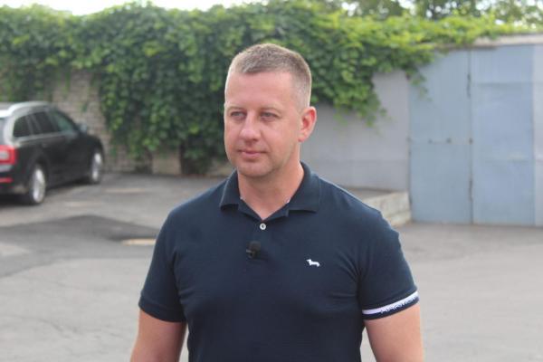 Віктор Шакирзян закликав рівнян прийти на місцеві вибори