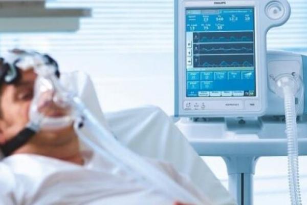 У лікарнях Рівненщині перебувають майже 600 пацієнтів із COVID-19