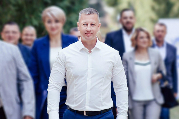 Вибори мера Рівного: Віктор Шакирзян перемагає у першому турі