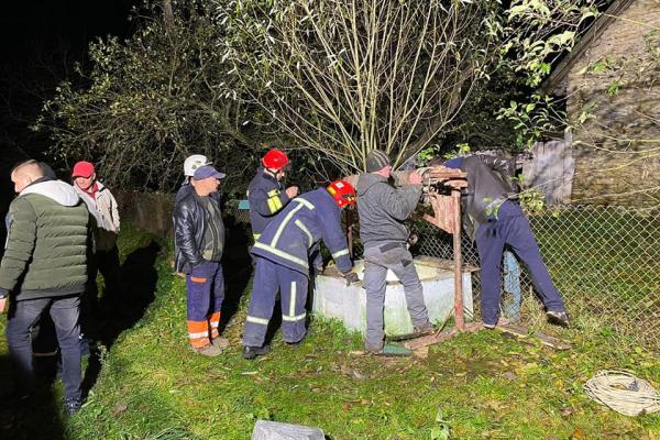 На Здолбунівщині у колодязі знайшли тіло мертвого чоловіка