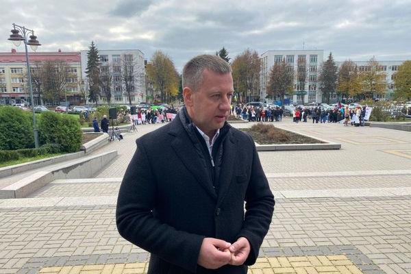 Віктор Шакирзян підтримав підприємців, які вимагають можливості працювати