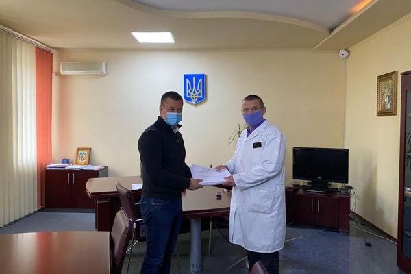 За підтримки Віктора Шакирзяна КТ легень робитимуть безкоштовно