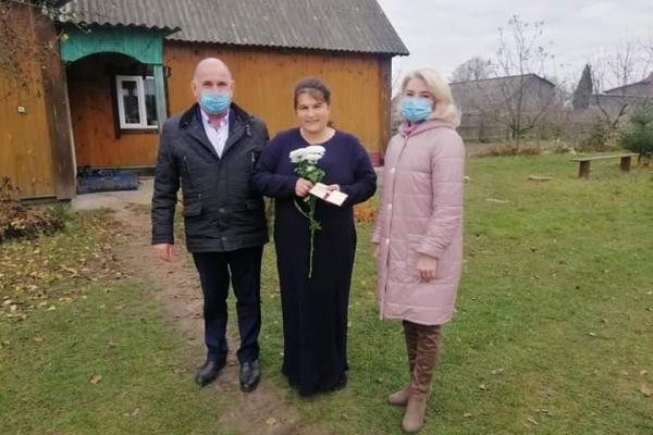 На Рівненщині вручили почесні нагороди матерям-героїням