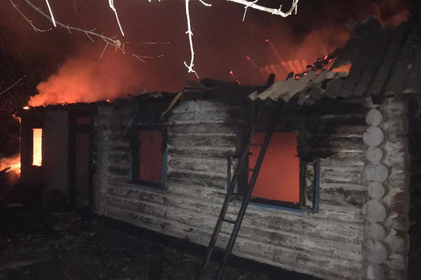Здолбунівчанин загинув під час пожежі у власному помешкані