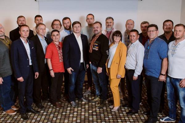 «Свобода» підтримала кандидата на посаду міського голови Рівного - Віктора Шакирзяна