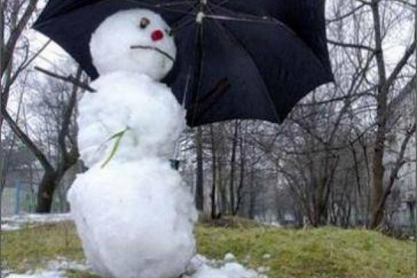 Цієї зими рівнянам слід готуватися до крижаних дощів, відлиги і невеликих морозів