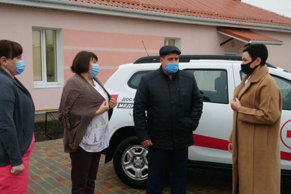 У Володимирці відкрилася оновлена амбулаторія