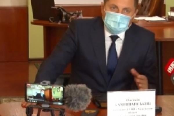 У Головному управлінні Національної поліції в Рівненській області новий очільник (ВІДЕО)