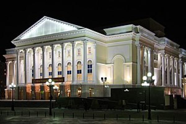 Рівненський драмтеатр знову працюватиме (ВІДЕО)