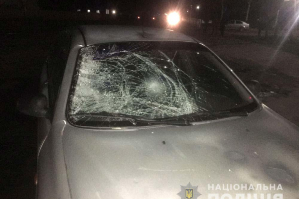 У Серниках трапилася автопригода: пішохід загинув