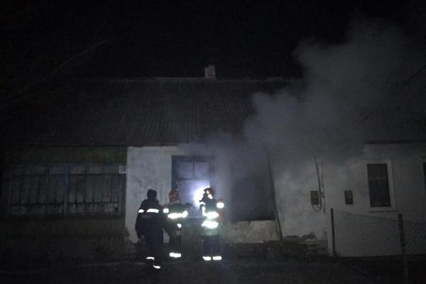 На Рівненщині під час пожежі у будинку загинула його власниця