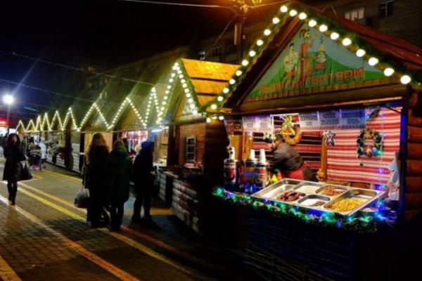 Рівне на новорічні свята залишиться без ярмарків
