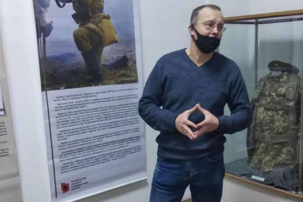 До Дня Збройних Сил України у Рівному презентували виставку «Воїни. Історія українського війська».