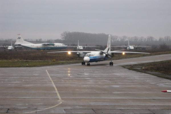 Аеропорт Рівне отримає понад 75 мільйонів гривень