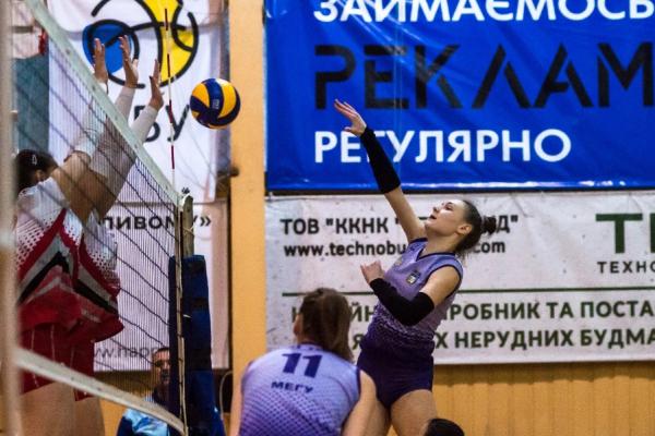 Рівненська «Регіна» здобула перемогу