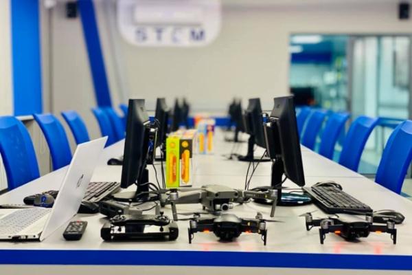 У Здолбунові з'явилася лабораторія робототехніки та мехатроніки