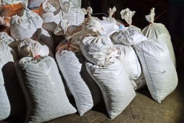 Тисячу євро та 20 мішків бурштину: рівненським патрульним пропонували хабар (Фото)