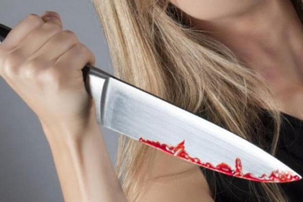 Жителька Рокитнівщини вбила свого співмешканця кухонним ножем