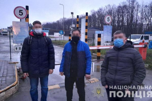 На Рівненщині правоохоронці відправили молдовського злочинця на батьківщину