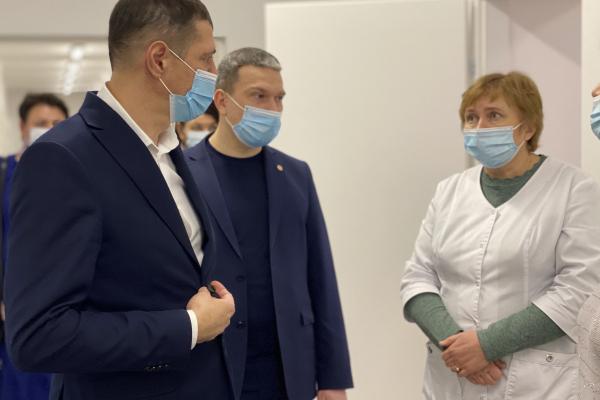 У Гощанському районі оновили медичні амбулаторії
