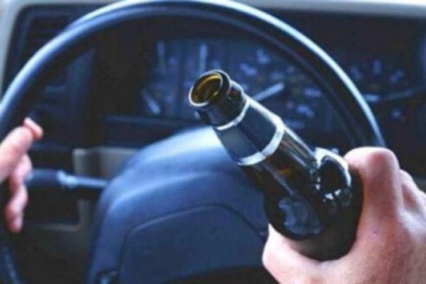 У перший день 2021 року на Рівненщині патрульні склали 267 адмінматеріалів на водіїв за керування з ознаками сп'яніння