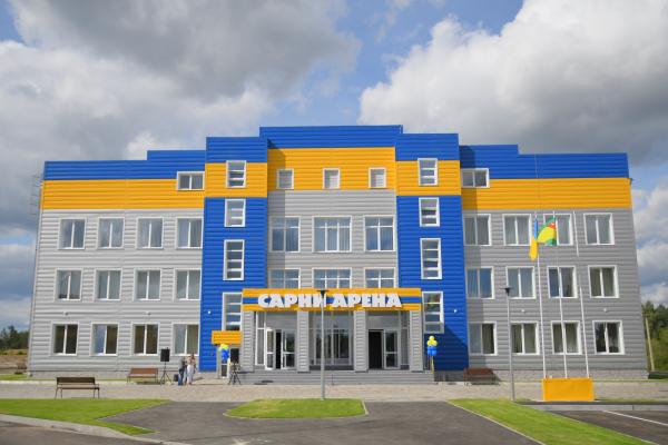 У рамках «Великого будівництва» на Рівненщині збудували перші 13 об'єктів