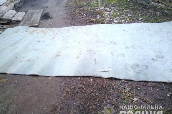 У Здолбунові вкрали імітацію штучного снігу біля ялинки