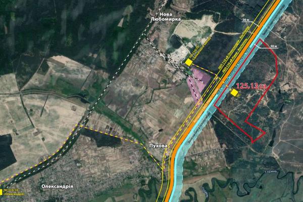 «Rivne industrial park» розмістили на території Малолюбашанської територіальної громади