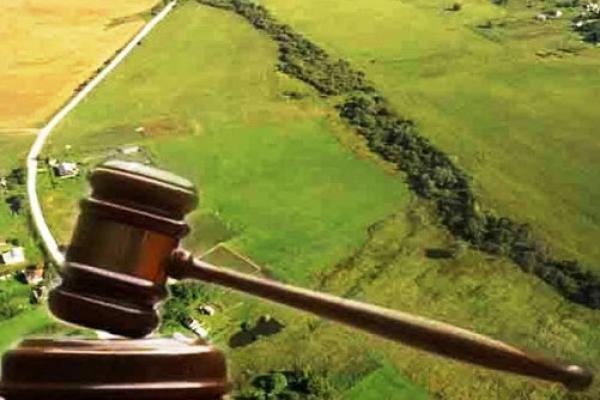 У державну власність повернуто земельну ділянку та водний об'єкт вартістю понад 285 млн грн