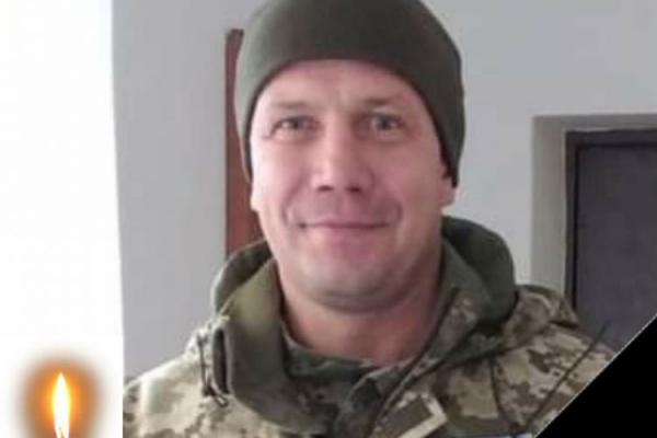 У зоні ООС помер військовий з Дубровиччини