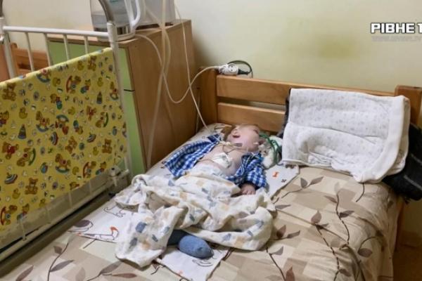 Вараських медиків звинувачують у халатності, що спричинила інвалідність дитини (ВІДЕО)