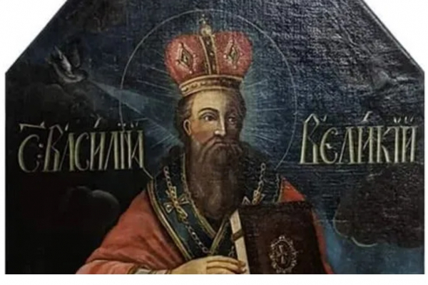 У Рівному знаходиться ікона Святого Василія Великого
