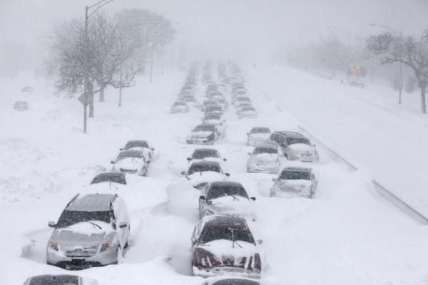 На Рівненщині очікується подальше ускладнення погодних умов