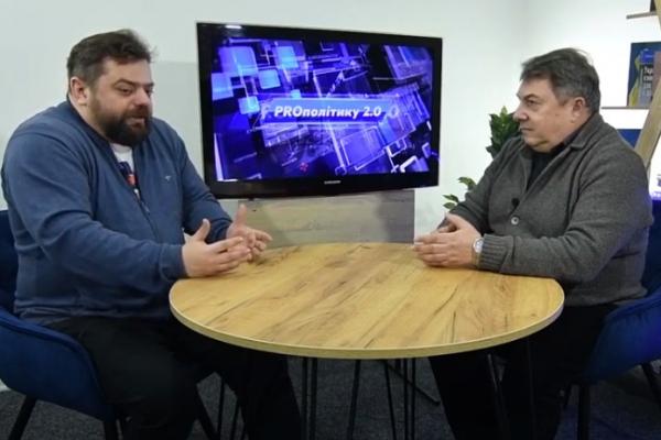 В телевізорі люди не знаходили відповіді на запитання, - рівненський медіа-ескперт Сергій Штурхецький (ВІДЕО)