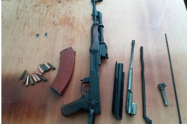 Жителя Вараша затримали на збуті вогнепальної зброї