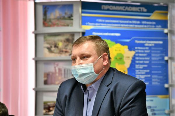 На Рівненщині обрали нового керівника громадської ради при РОДА