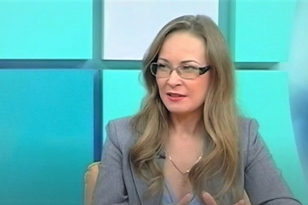 Любіть те, чим займаєтесь - тоді буде результат, - рівненська журналістка, письменниця й художниця Наталія Демедюк (ВІДЕО)