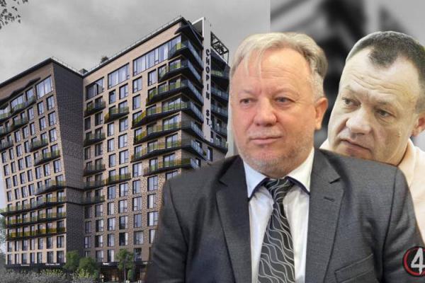 Запланована 16-поверхівка неподалік парку Шевченка у Рівному: депутати можуть віддати землю без конкурсу