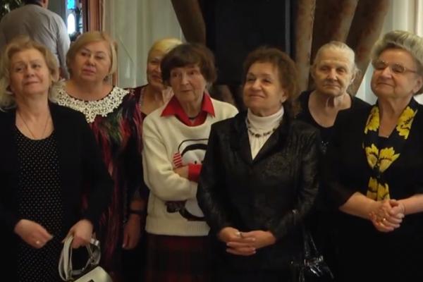 У Рівному привітали жінок-керівників громадських ветеранських організацій (ФОТО, ВІДЕО)