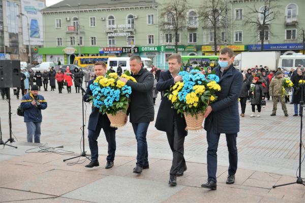 Рівняни вшанували пам'ять Тараса Шевченка