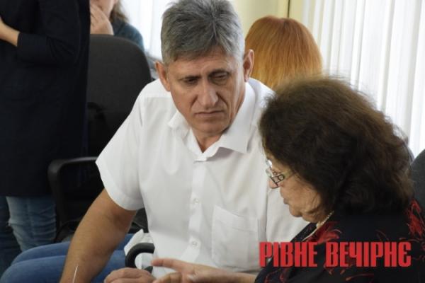 Ярослав Сахнюк більше не очолює управління транспорту і зв'язку Рівного