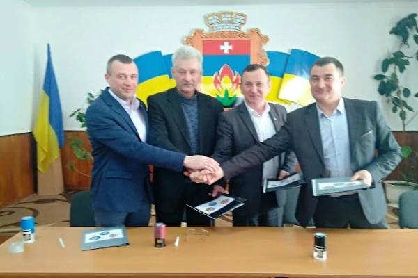 Договір про міжмуніципальне співробітництво в сфері освіти підписали 4 територіальні громади Дубенщини